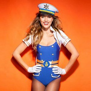 Adore Me Naughty Nautica Costume, Brand New